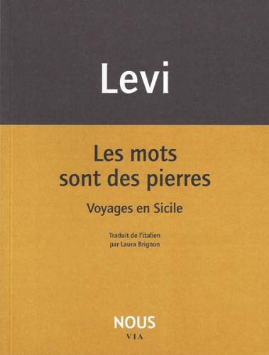 levi_lesmots sont des pierres