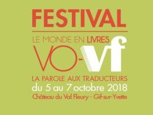 Festival Vo-Vf 2018 : réservations
