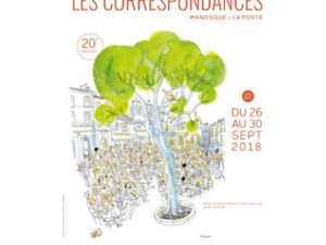 ATLAS aux Correspondances de Manosque – 26-30 septembre 2018