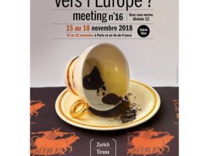 Meeting : « Vers l'Europe ? » – Saint-Nazaire/Paris