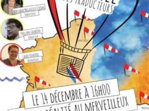 La Tournée des Traducteurs : à la découverte de la littérature roumaine