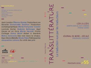 TransLittérature n° 55