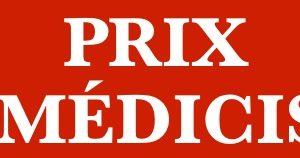 Prix Médicis Étranger 2019