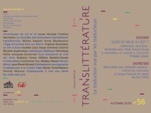 TransLittérature n°56