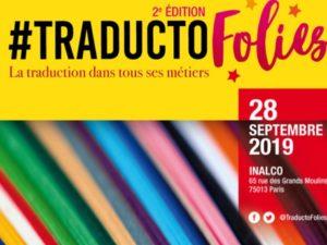 Traducto'Folies – 28 septembre