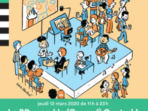 La BD prend le (Ground) Control : Forum professionnel – 12 mars