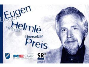 Corinna Gepner reçoit le prix de traduction Eugen-Helmlé